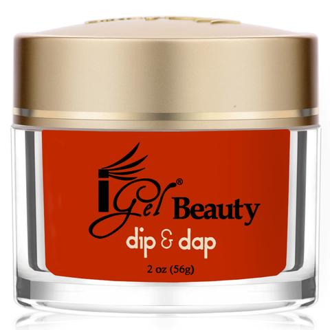 Dip & Dap Dipping Powder, DD039, Chili Pepper, 2oz KK1003