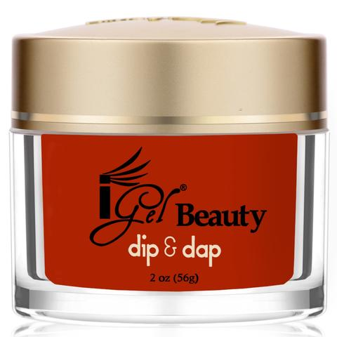 Dip & Dap Dipping Powder, DD040, Red Spice, 2oz KK1003