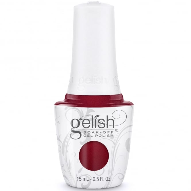 Gelish Gel Polish & Morgan Taylor Nail Lacquer, 1110276, Little Miss Nutcracker Collection, Dont Toy with My Heart, 0.5oz BB KK