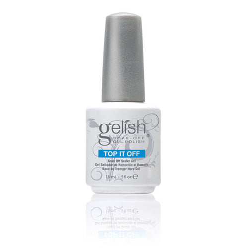 Gelish Gel, 01246, Top-It-Off Sealer (OLD BOTTLE) KK BB