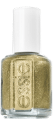 Essie Nail Lacquer, E198, Golden Nuggets, 0.5oz