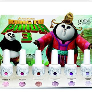Morgan Taylor, 50205, Kungfu Panda Collection, Chilly Calla Lily – Light Periwinkle Crème, 0.5oz