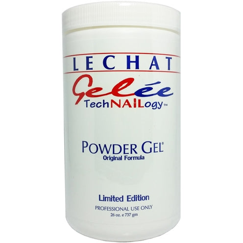 LeChat Gelee Powder Clear, 26oz