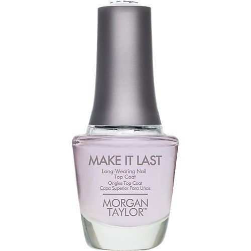 Morgan Taylor, 51002, Make It Last - Top Coat 0.5 oz
