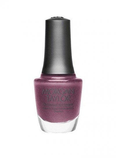 Morgan Taylor, 50192, Gifted With Style Collection, All Wrapped Up- Purple Shimmer, 0.5oz