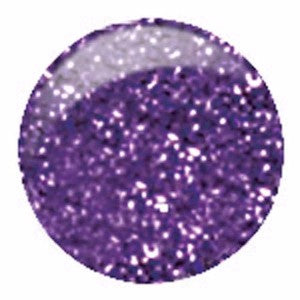 CM Nail Art, Basic, NA23, Purple Glitter, 0.33oz