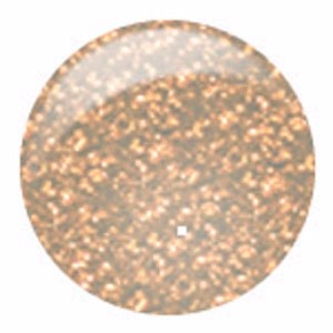 CM Nail Art, Basic, NA44, Copper Jewels, 0.33oz