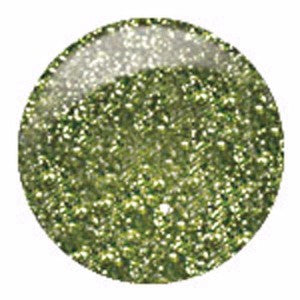 CM Nail Art, Basic, NA47, Lime Glitter, 0.33oz