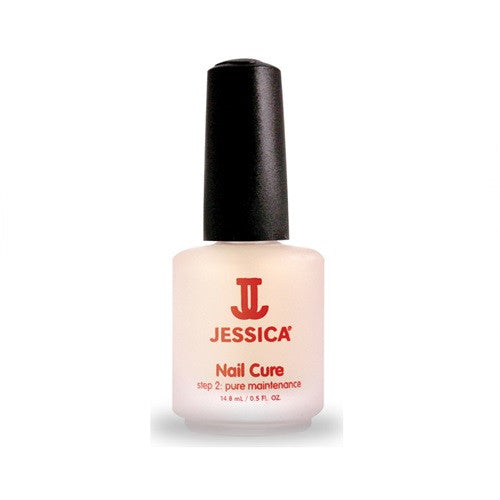 Jessica Nail Cure - Step 1 - Liquid Strength 0.5oz