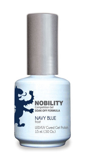 LeChat Nobility Gel, NBGP020, Navy Blue, 0.5oz