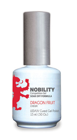 LeChat Nobility Gel, NBGP035, Dragon Fruit, 0.5oz