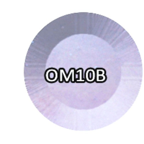 Chisel 2in1 Acrylic/Dipping Powder, Ombré, OM10B, B Collection, 2oz BB KK0809
