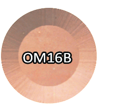 Chisel 2in1 Acrylic/Dipping Powder, Ombré, OM16B, B Collection, 2oz BB KK0809