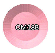 Chisel 2in1 Acrylic/Dipping Powder, Ombré, OM18B, B Collection, 2oz  BB KK0726