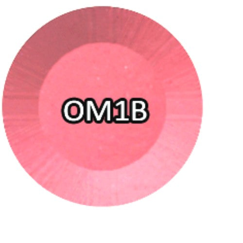 Chisel 2in1 Acrylic/Dipping Powder, Ombré, OM01B , B Collection, 2oz BB KK0726