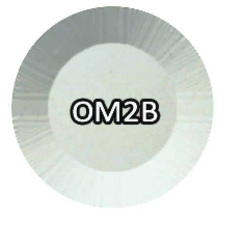 Chisel 2in1 Acrylic/Dipping Powder, Ombré, OM02B, B Collection, 2oz  BB KK0809