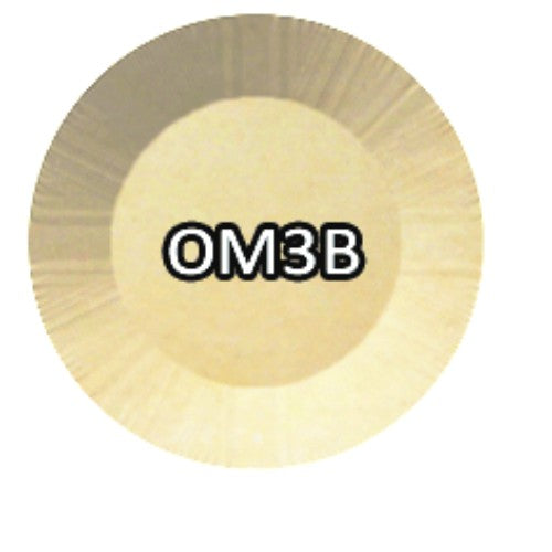 Chisel 2in1 Acrylic/Dipping Powder, Ombré, OM03B, B Collection, 2oz BB KK0809