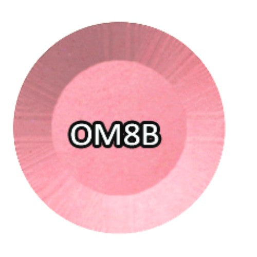 Chisel 2in1 Acrylic/Dipping Powder, Ombré, OM08B, B Collection, 2oz  BB KK0726