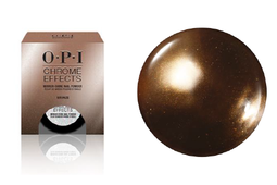 OPI Chrome Effects Dipping Powder, CP002, Bronzed By The Sun, 0.1oz KK0613