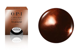 OPI Chrome Effects Dipping Powder, CP003, Great Copper-Tunity, 0.1oz KK0613