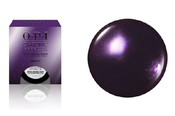 OPI Chrome Effects Dipping Powder, CP005, Amethyst Made The Short List, 0.1oz KK0613