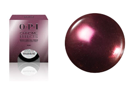 OPI Chrome Effects Dipping Powder, CP006, Pay Me In Rubies, 0.1oz KK0613