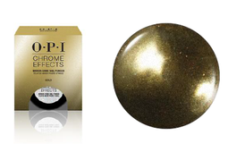 OPI Chrome Effects Dipping Powder, CP008, Gold Digger, 0.1oz KK0613