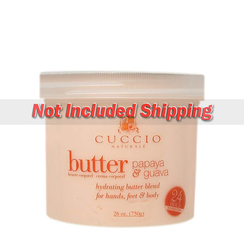 Cuccio Butter, Papaya and Guava, 26oz, 3143