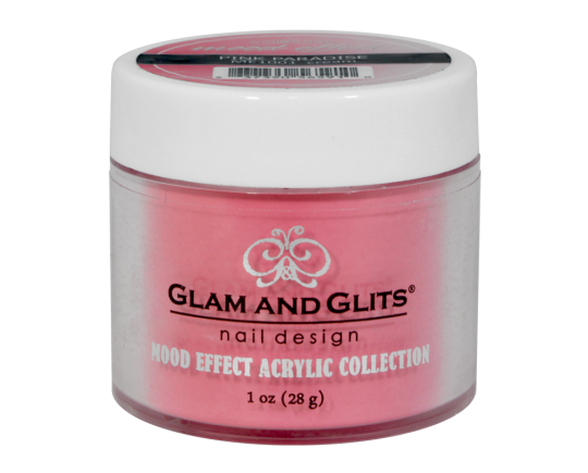 G & G Mood Effect Acrylic Powder, ME1001, Pink Paradise, 1oz KK0426