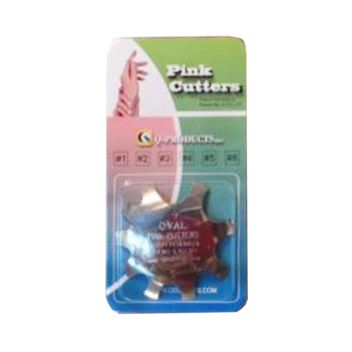 Q-Products, Q™ Pink Cutters, Oval