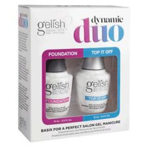 Gelish Gel 0.5oz, Dynamic DUO (New Bottle)