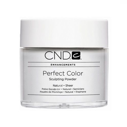 CND Perfect Color Sculpting Powders, 03074, Natural (Sheer), 16oz KK0730