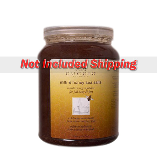 Cuccio Sea Salts, Milk & Honey, 64oz, 3164