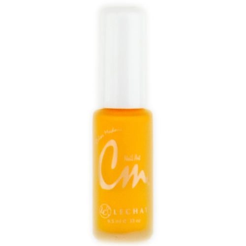 CM Nail Art, Electric Collection, NAS12, Sunflower Yellow, 0.33oz