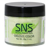 SNS Gelous Dipping Powder, SC22, Summer Collection, 1oz KK