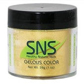SNS Gelous Dipping Powder, SC23, Summer Collection, 1oz KK