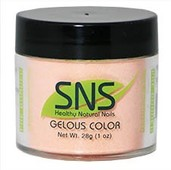 SNS Gelous Dipping Powder, SC04, Summer Collection, 1oz KK0724