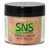 SNS Gelous Dipping Powder, SC06, Summer Collection, 1oz KK