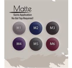 SNS Gelous Dipping Powder, Matte Collection, 1oz, Full Line Of 6 Colors (from MC01 to MC06, Price: $13/pc)