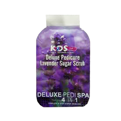 KDS Deluxe Pedicure Set 4 in 1 – Lavender KK