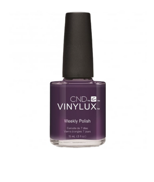 CND Vinylux 5, V254, Nightspell Collection, Eternal Midnight, 0.5oz