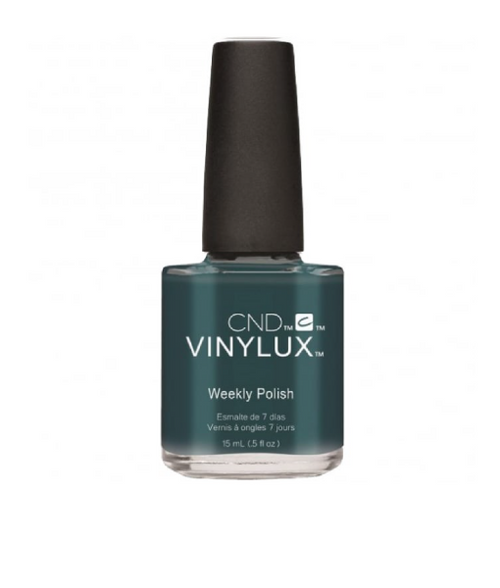 CND Vinylux 5, V255, Nightspell Collection, Viridian Veil, 0.5oz