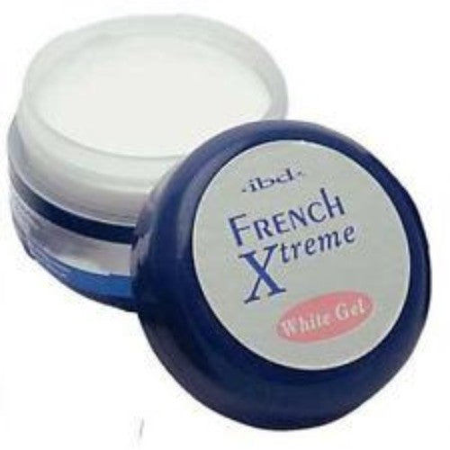 IBD French Xtreme Gel, 08025, White, 2oz (OLD) KK
