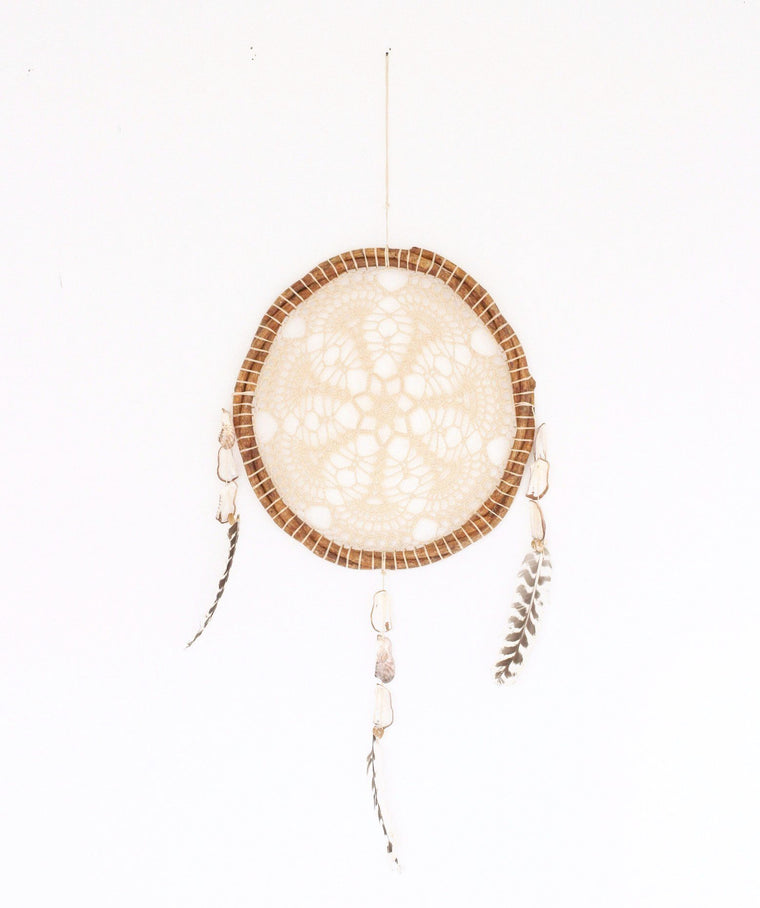 Sayulita Dream Catcher // Natural / Large