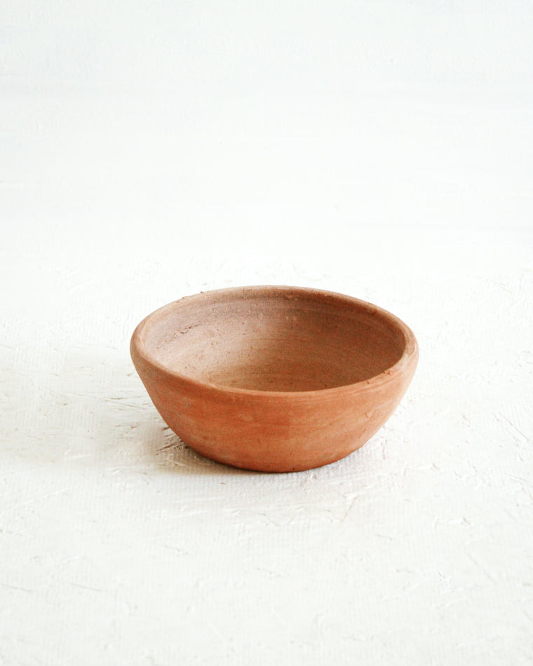 Mediterranean Terracotta Bowl // Small