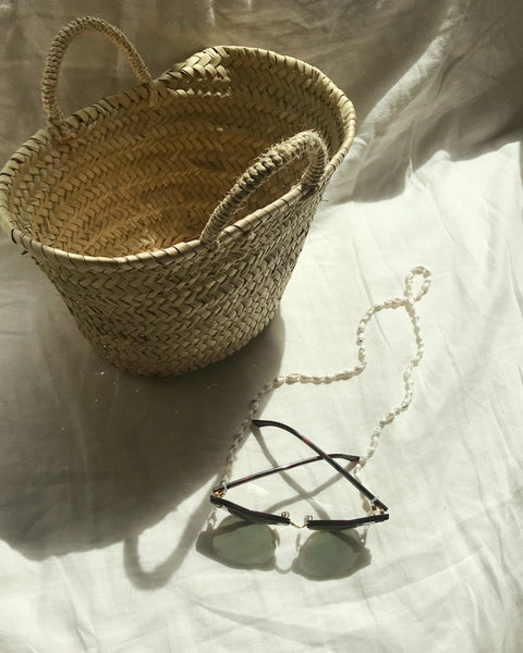 Sunglasses Shell Chain