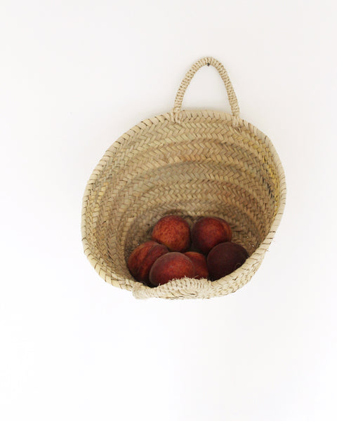 Moroccan mini basket
