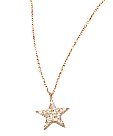 Twinkle Little Star Pendant Necklace