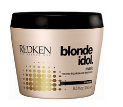 BLONDE IDOL MASK 250ML NOURISHING RINSE-OUT TREATMENT FOR BLONDE HAIR