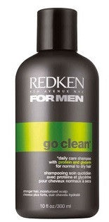 GO CLEAN SHAMPOO FOR MEN 300ml DAILY CARE SHAMPOO